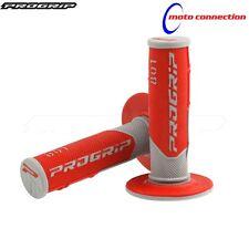 Pro Grip 801 rojo doble compuesto Apretones De Gel Yamaha YZ125 YZ250 YZF250 YZF450 2003