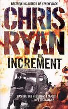 THE INCREMENT - CHRIS RYAN - PAPER BACK BOOK