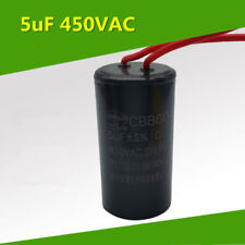 1pcs CBB60 55UF450VAC Lift Capacitor 450VAC55UF Crane Capacitor