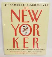 New listing Large Coffee Table Hardcover The Complete Cartoons of the New Yorker New Sealed
