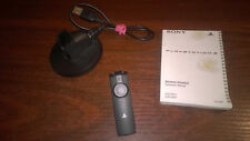 SONY PLAYSTATION 3 PS3 WIRELESS HEADSET MIC OFFICIAL #S125
