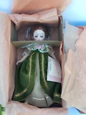 New In Box Never Opened Madame Alexander Lady Hamilton doll #1338 1980s vintage