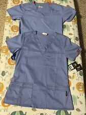 Dickies scrubs tops women 2piece New w/tags