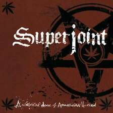 Superjoint Ritual - A Lethal Dose Of American Hatred NEW CD Digi