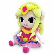 "Little Buddy Legend of Zelda Wind Waker 17 cm ""Princess Zelda"" Plush Toy"
