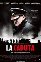 LA CADUTA  DVD GUERRA