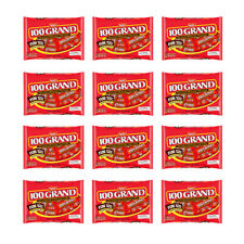 Nestle 100 Grand Fun Size Bag, 11 Ounce (Pack of 12)