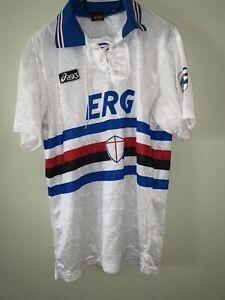 Sampdoria 1994/95 Away Shirt