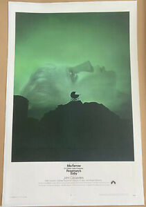 Rosemary's Baby Linen Backed US One Sheet (1968) Original Film Poster*