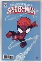 PETER PARKER THE SPECTACULAR SPIDER-MAN #300 Skottie Young Variant NM+ *HOT*
