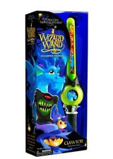40$ Of Dragons Fairies and Wizards Clawtor Hand Held Wand Green Watch Ages 4+