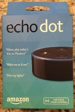 Amazon Echo Dot (2nd Generation) Black!  Excellent Condition!  Complete In Box!