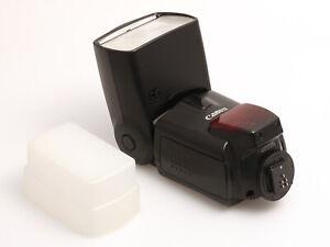 Canon Speedlite 580EX mit Diffusor