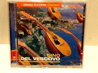 GINO DEL VESCOVO  -  I GRANDI SUCCESSI FLASHBACK  - 2 CD 2001  NUOVO E SIGILLATO