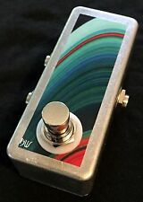 Saturnworks A/B Box Tuner Out Switch Guitar Pedal, Handcrafted in the USA