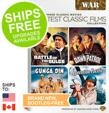 Battle of the Bulge / Dawn Patrol / Gunga Din / Operation Pacific, War Classics