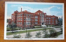 East Technical High School Cleveland Ohio Antique Postcard - Unused