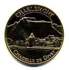 08 GIVET Forteresse de Charlemont, 2018, Monnaie de Paris