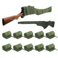 10PCS Gun Sock Rifle Shotgun Sleeve Cover Case Hunting Holster Storage Bags Sock
