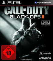 PS3 / Sony Playstation 3 - Call of Duty: Black Ops II [Standard] DEUTSCH mit OVP