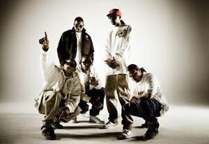 Bone Thugs n Harmony Poster [36 x 24 inches] #1