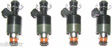 SET of FOUR BRAND NEW GM OEM Fuel Injectors for 1995 GM Cars, 2.3L, 17108604