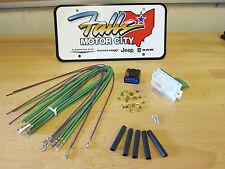 97-09 Durango Dakota Aspen Blower Motor Resistor & Wiring Repair Kit Mopar OEM