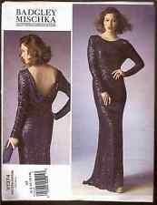xx - Badgley Mischka Vogue 1374 - Evening Dress Prom Gown - Size 6-8-10-12-14