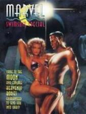 Marvel Comics Swimsuit Magazine V1 #3 Namor 1994 Pinup .