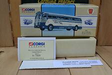 No BUS! Corgi Classics Battle Of Britain BUS GM 98461(BOX Cert Card & Paper)743