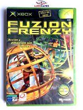 Fuzion Frenzy Xbox Nuevo Precintado Videogame Retro Sealed Brand New PALSPA