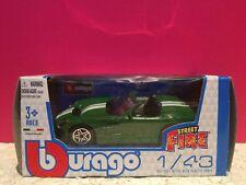 BURAGO SUPERBE SHELBY SERIES ONE NEUF EN BOITE 1/43 I2