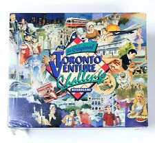 The Original Toronto Venture Challenge Board Game - 1994 - New - Factory Sealed