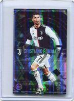 2020 PANINI WCCF FOOTISTA F20-7 15 Cristiano Ronaldo Juventus Portugal Ref