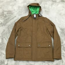 New Tommy Hilfiger Goretex Quilt Lined Hooded Jacket...