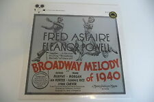 FRED ASTAIRE ELEANOR POWELL LP NEUF BROADWAY MELODY OF 1940.LP SEALED COPY.