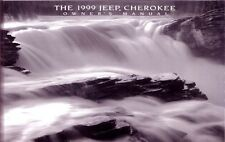 1999 Jeep Cherokee Owners Manual User Guide