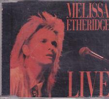 Melissa Etheridge - Live Like the Way i do cd maxi single