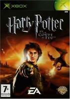 Harry potter et la coupe de feu - Jeu Microsoft Xbox - jeu vendu en loose