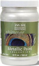 Modern Masters Metallic Paint Pearl White,Decorate Painting non-tarnishing 32oz