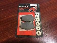 Ferodo Motorrad-Bremsen für hinten