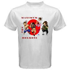 MAXIMUM THE HORMONE  1 Japan Metal Band T tShirt Red Size: S M L XL 2XL  White