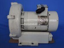 EG+G Rotron 8-342061-01 regenerative  blower 1 hp