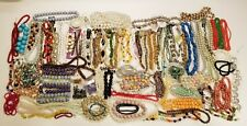 Large 9 Pound Lot of Various Beads for Jewelry Making Crafts HUGE Lot of 9 LBS