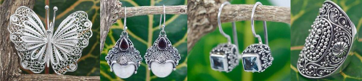 Silver by Bali