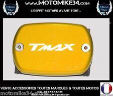 Couvre couvercle maitre cylindre OR Anodisé YAMAHA gravé TMAX 500 530 2001-2014