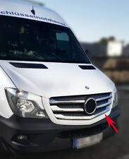 Chrom Grill Leisten Edelstahl für MB Sprinter W906 Kühlergrill ab Facelift 2013>