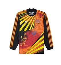 Adidas Nakel Jersey Multicolored Skateboarding Long Sleeve Men's Jersey