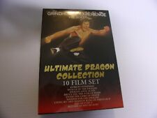 NEW--GRINDHOUSE ULTIMATE DRAGON COLLECTION 10 FILM SET (DVD)