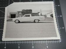 "1960 FORD FALCON City Style Edition ""JOKER"" Emblem Street CAR Vintage PHOTO"